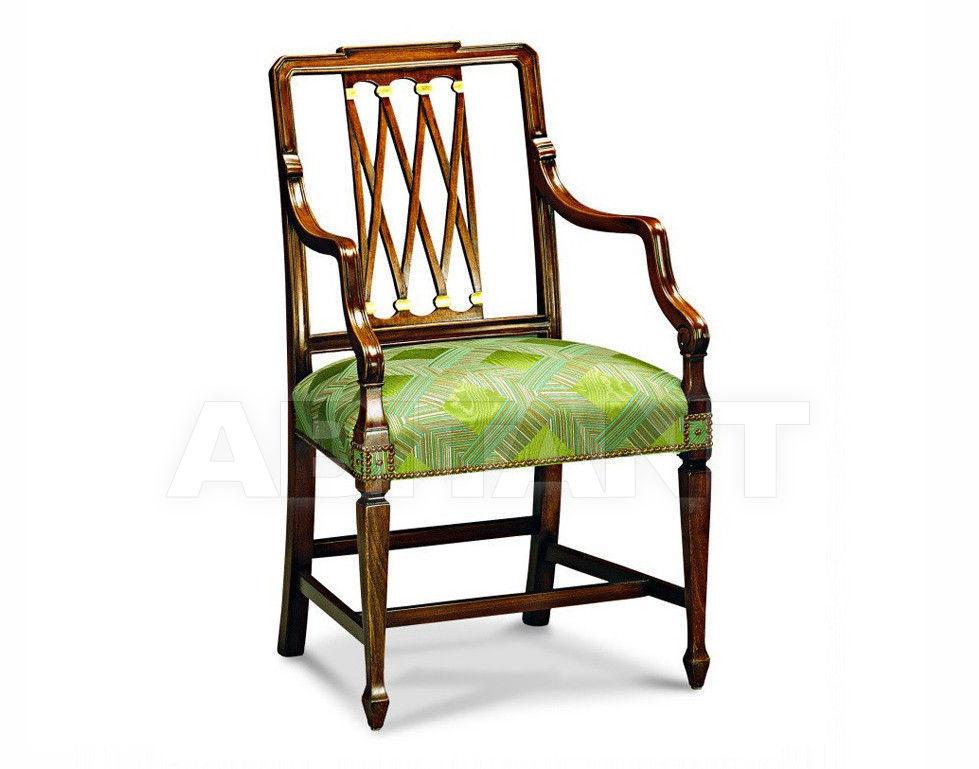 Купить Стул с подлокотниками Francesco Molon Upholstery P60