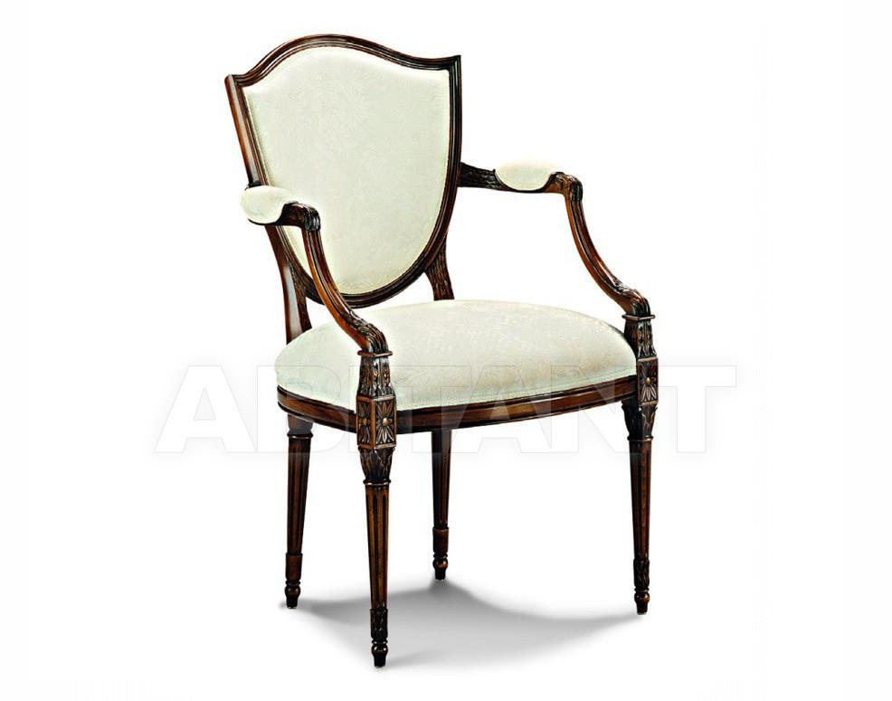 Купить Стул с подлокотниками Francesco Molon Upholstery P64