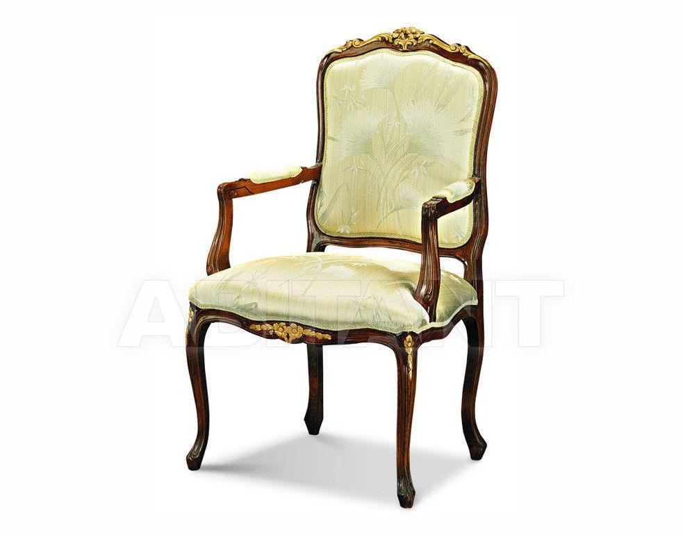 Купить Стул с подлокотниками Francesco Molon Upholstery P67