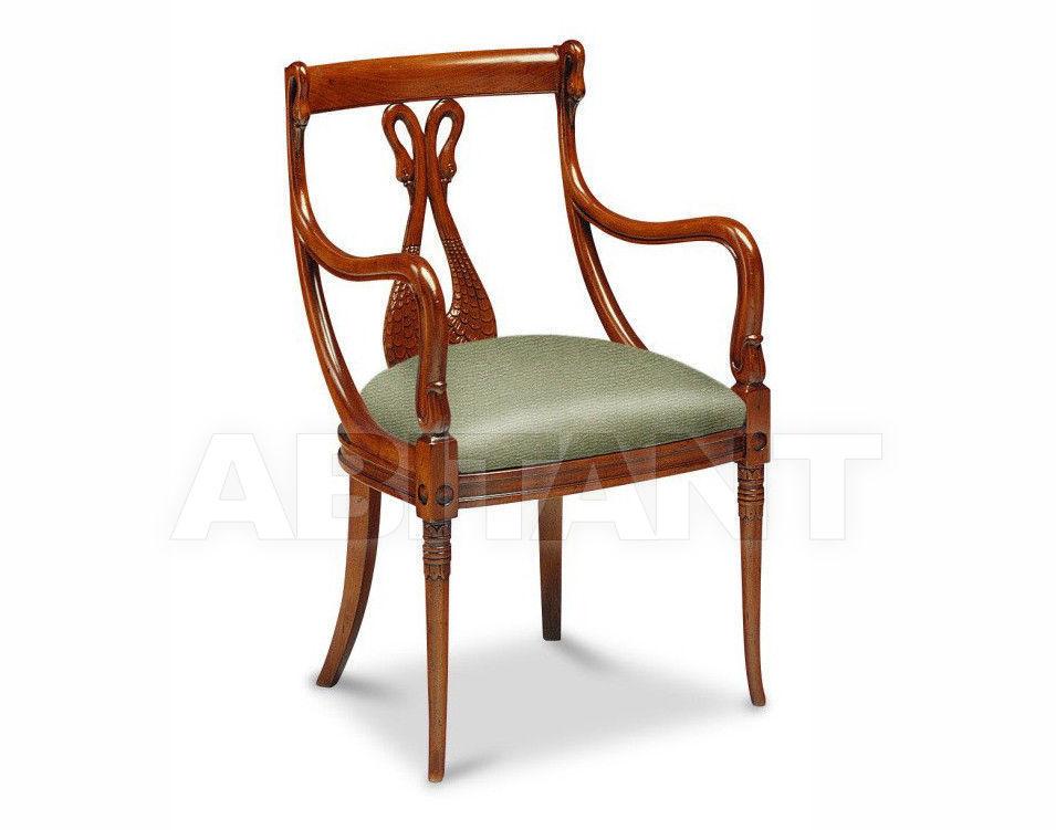 Купить Стул с подлокотниками Francesco Molon Upholstery P68
