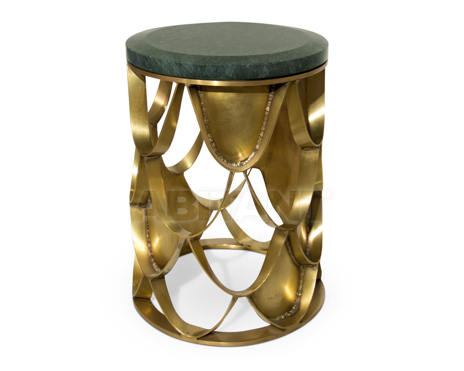 Купить Столик приставной Brabbu by Covet Lounge Casegoods KOI SIDE TABLE