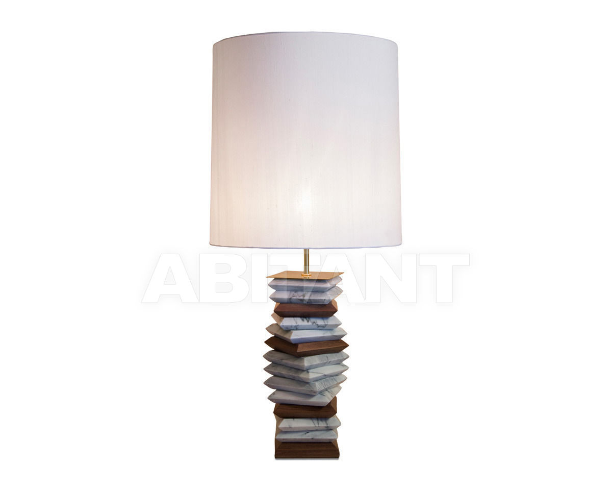 Купить Лампа настольная Brabbu by Covet Lounge Lighting APACHE TABLE LIGHT