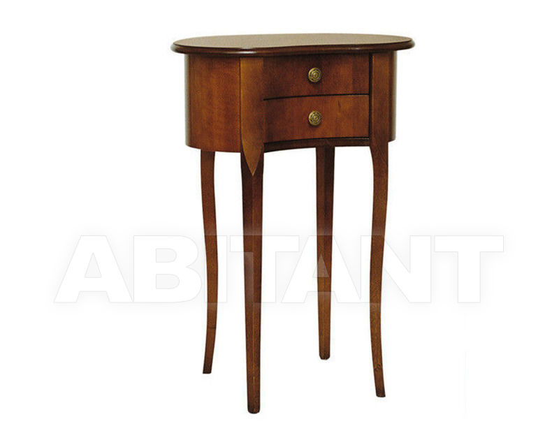 Купить Столик приставной Italexport Classico italiano 157  PLAIN WOOD LAMP TABLE