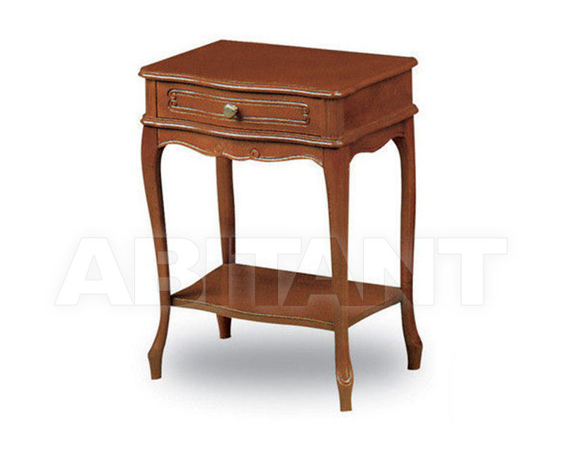 Купить Столик приставной Italexport Classico italiano 137  1-DRAWER TELEPHONE STAND