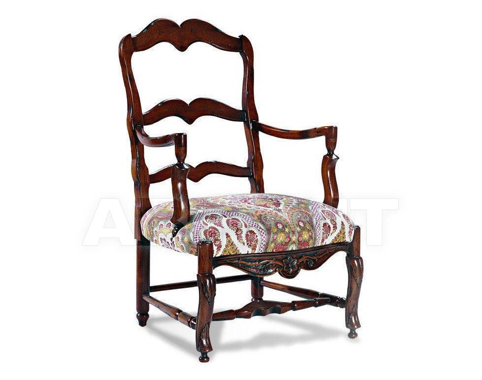 Купить Стул с подлокотниками Francesco Molon Upholstery P193