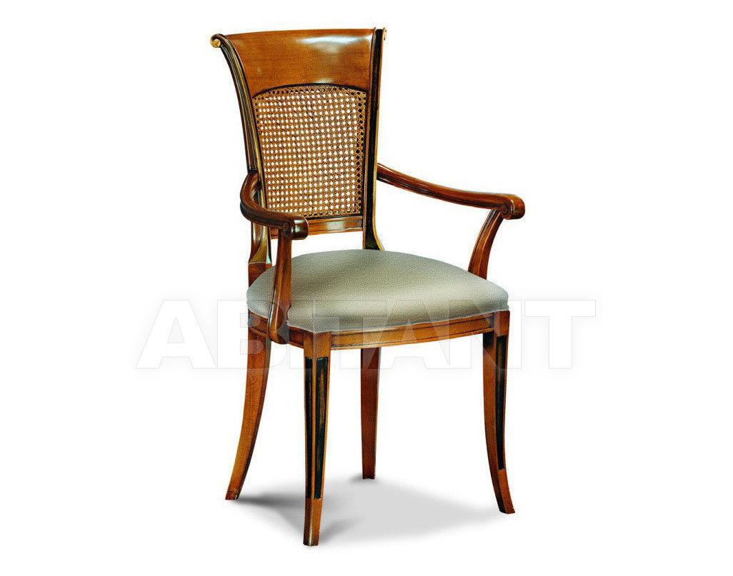 Купить Стул с подлокотниками Francesco Molon Upholstery P108