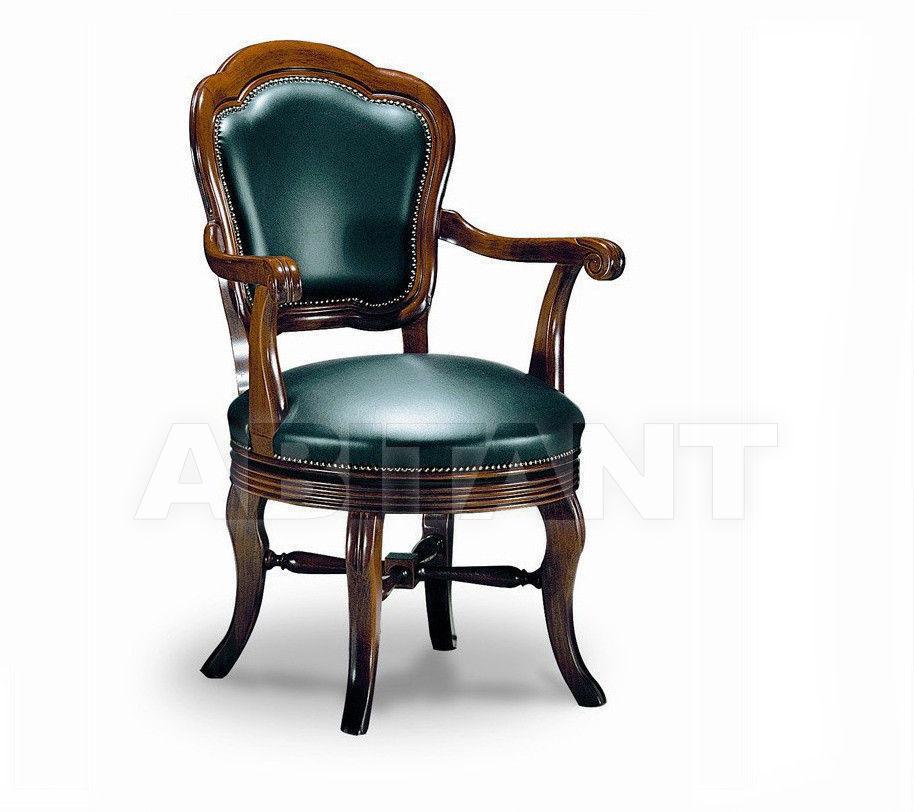 Купить Стул с подлокотниками Francesco Molon Upholstery P75