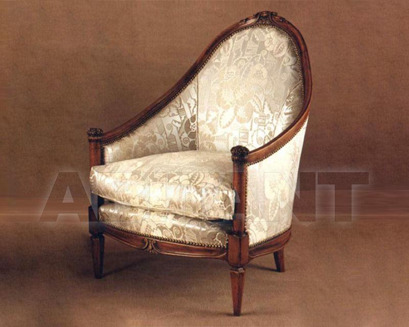 Купить Кресло P. & G. Cugini Lanzani Art Deco 6026