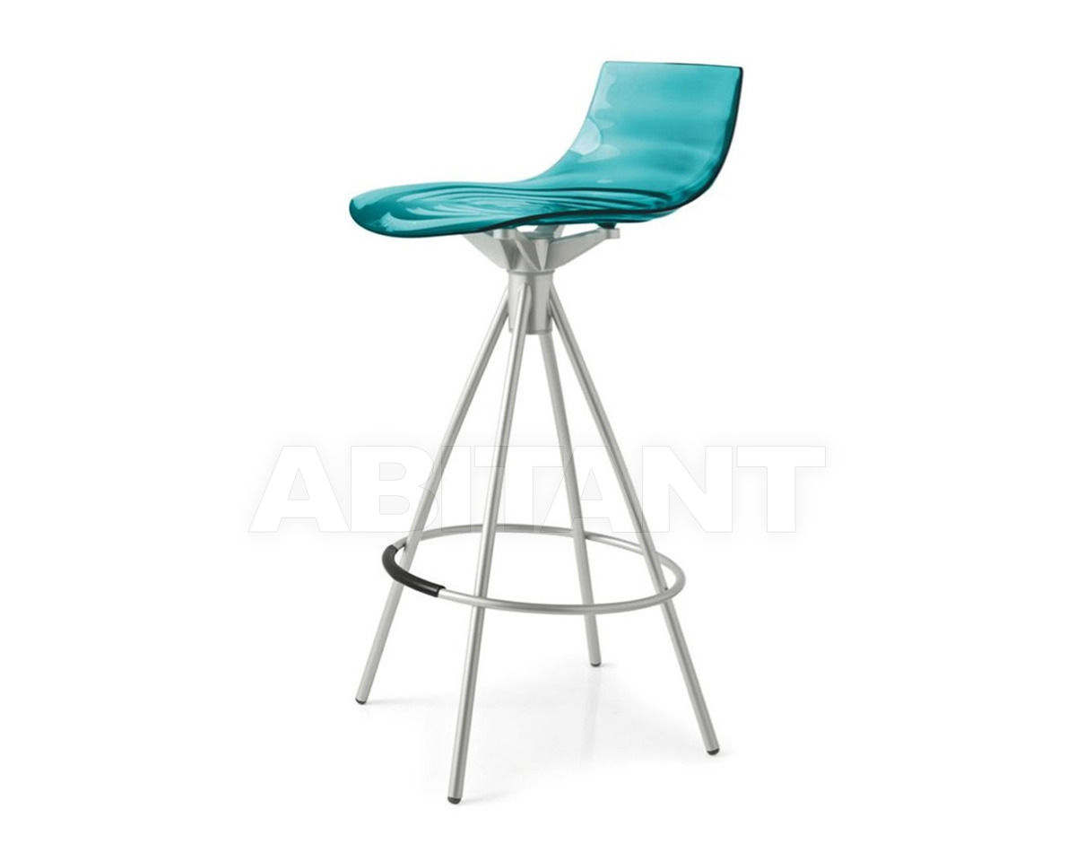 Купить Барный стул L'EAU Connubia by Calligaris Dining CB/1269 P95, P296