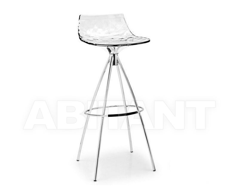 Купить Барный стул L'EAU Connubia by Calligaris Dining CS/1270 P77, P848