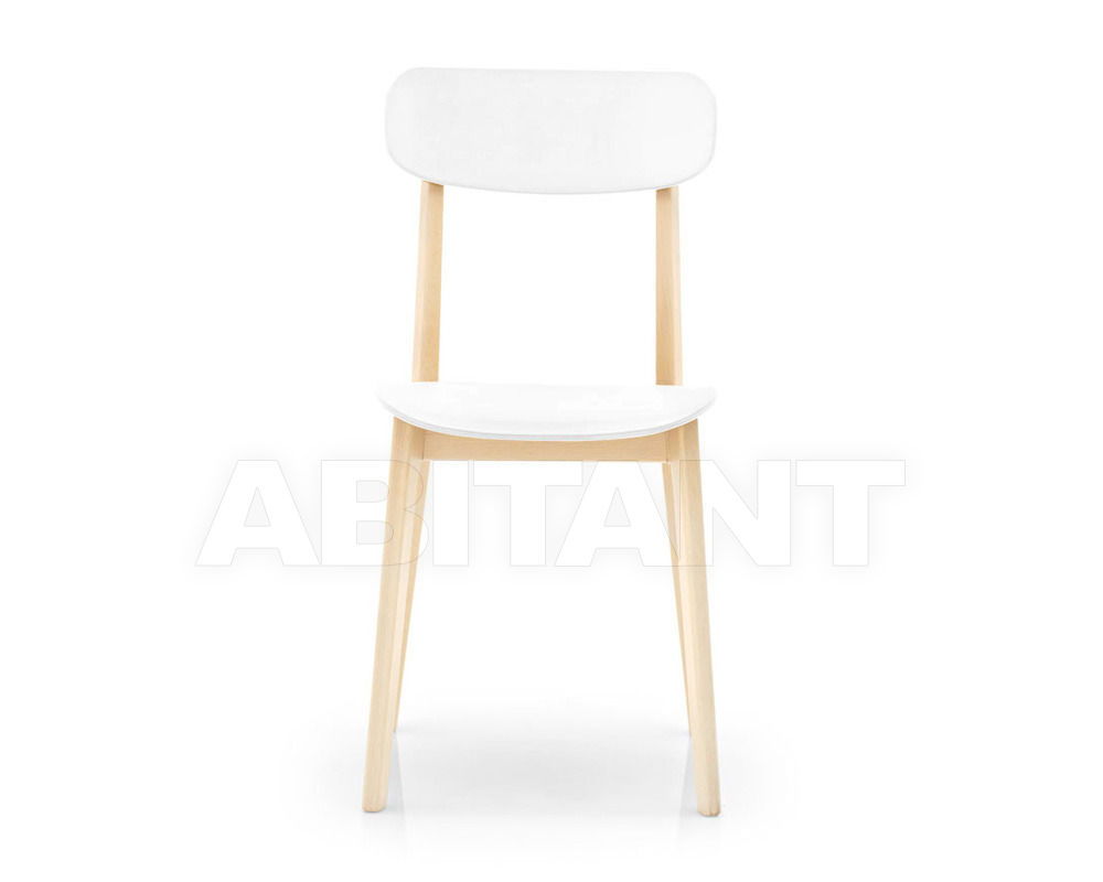 Купить Стул CREAM Calligaris  Dining CS/1369 P02, P94