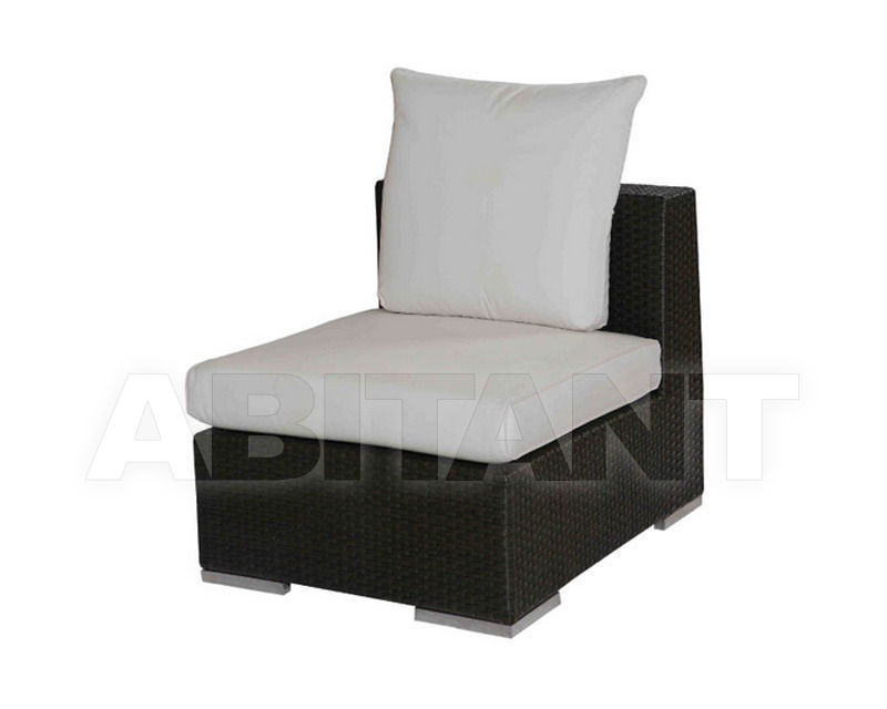 Купить Кресло для террасы Vogue Atmosphera Avantgarden VG.PL.32 CX.VG.PL.TE + KTR.21
