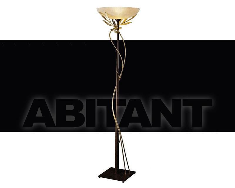 Купить Лампа напольная Lucienne Monique Design 7324/1 ruginne