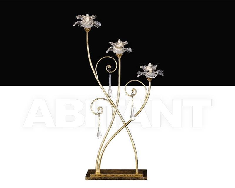 Купить Лампа напольная Lucienne Monique Design 7532/3 oro