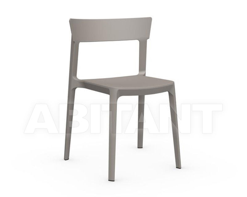 Купить Стул SKIN Calligaris  Dining CS/1391 P900