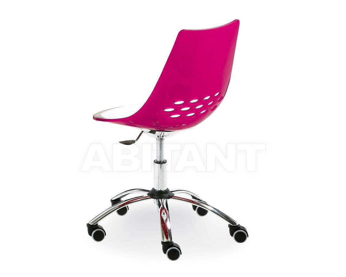 Купить Стул JAM Connubia by Calligaris Working CB/623 P77,  P799-P852
