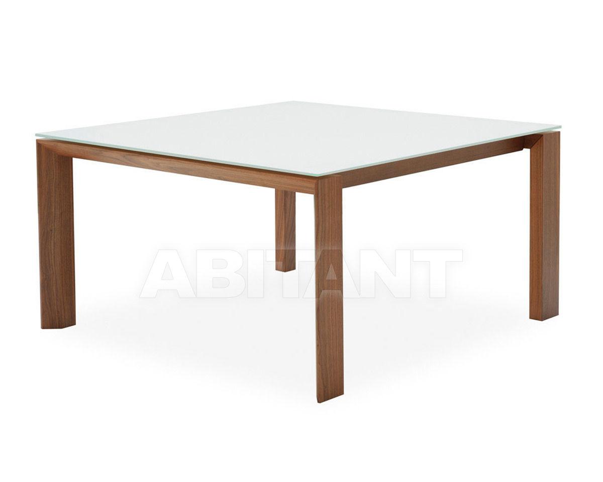 Купить Стол обеденный OMNIA GLASS Calligaris  Dining CS/4058-QLV 140