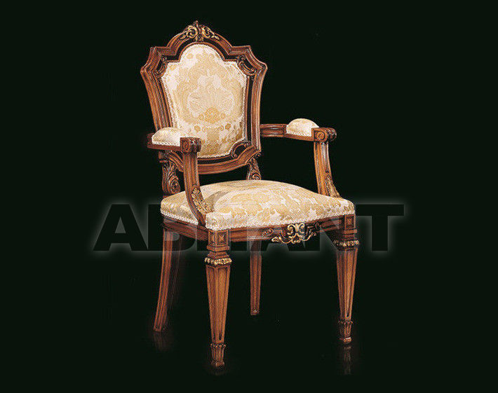 Купить Стул с подлокотниками Fratelli Radice 2012 10390020030