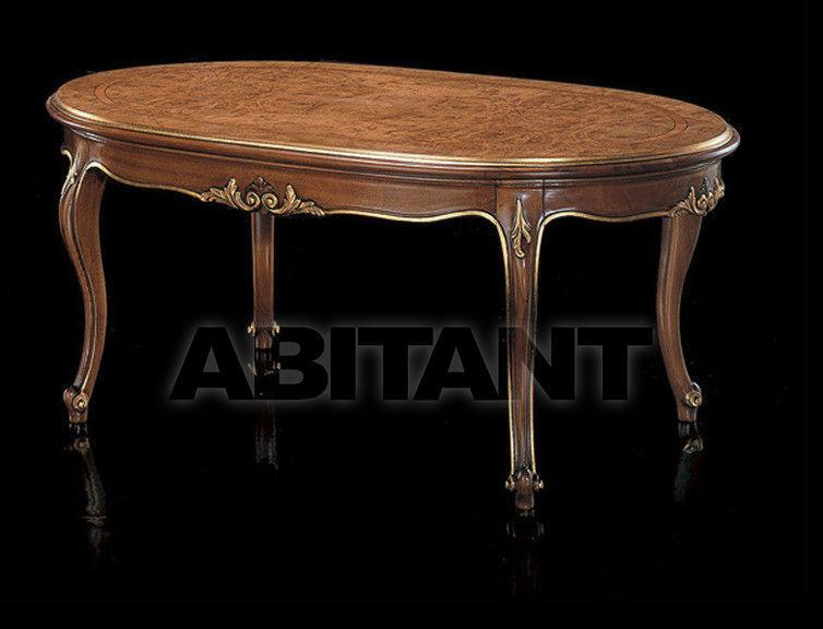 Купить Столик кофейный Fratelli Radice 2012 110 tavolino ovale 1