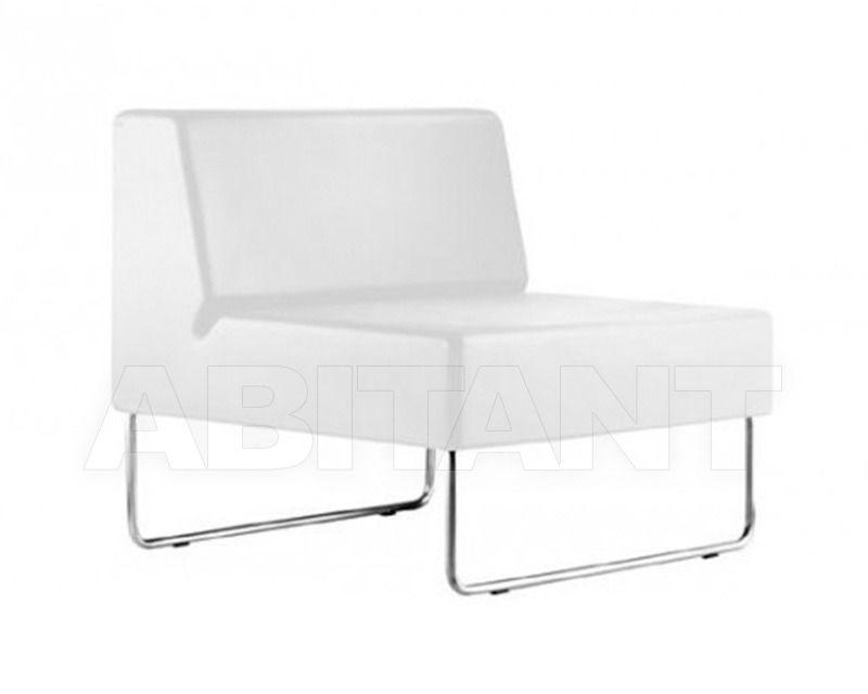 Купить Кресло для террасы HOST lounge Pedrali 2012 790 BI