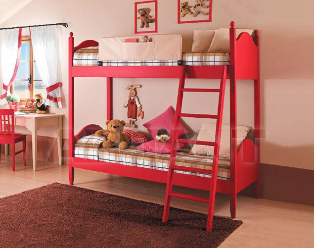 Купить Кровать детская Callesella Romantic Collection R0096