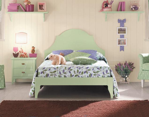 Купить Кровать детская Callesella Romantic Collection R0044