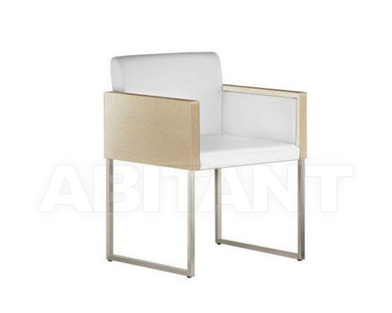Купить Стул с подлокотниками BOX Pedrali 2012 740 1