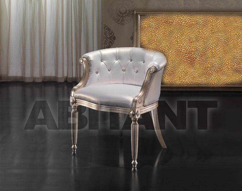 Купить Кресло Fasal Castelli Eleganza POLTRONCINA ZEA
