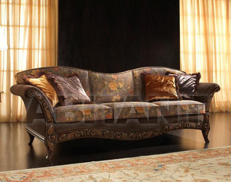Купить Диван Fasal Castelli Modelli 2008-2009 ONDA BROWN Divano 3 posti