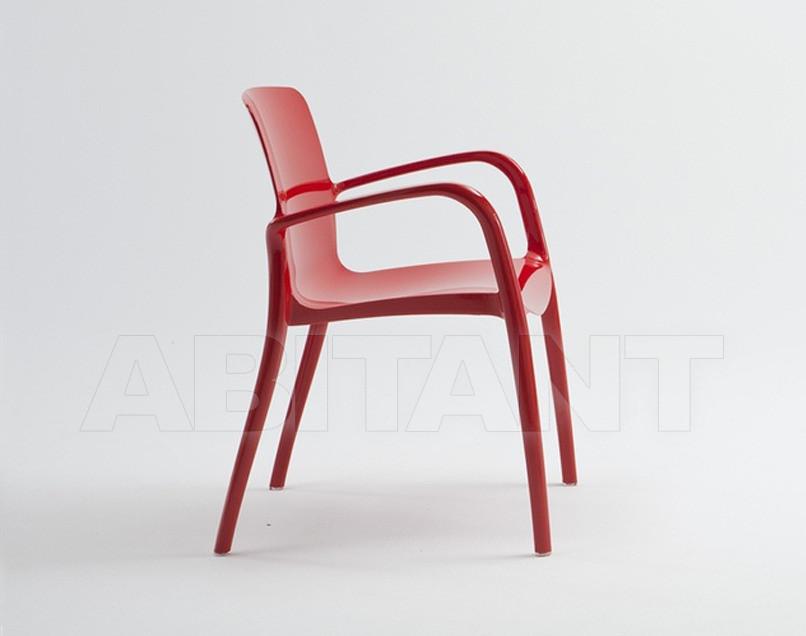 Стул с подлокотниками Casprini 2011 - Europe TIFFANY armchair