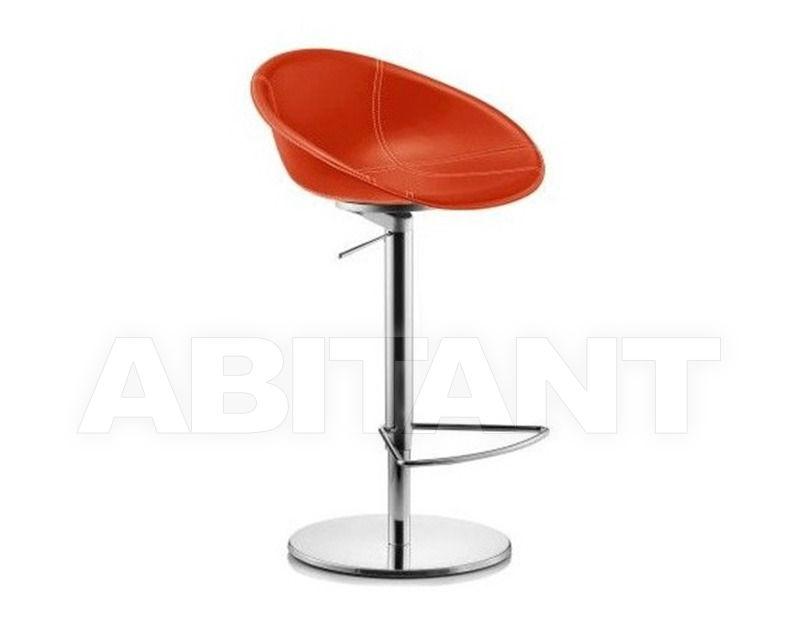 Купить Барный стул GLISS  Pedrali 2012 990 red
