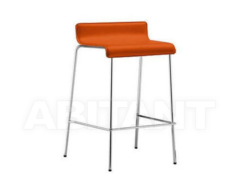 Купить Барный стул KUADRA Pedrali Keepinghigh 1332/F 4