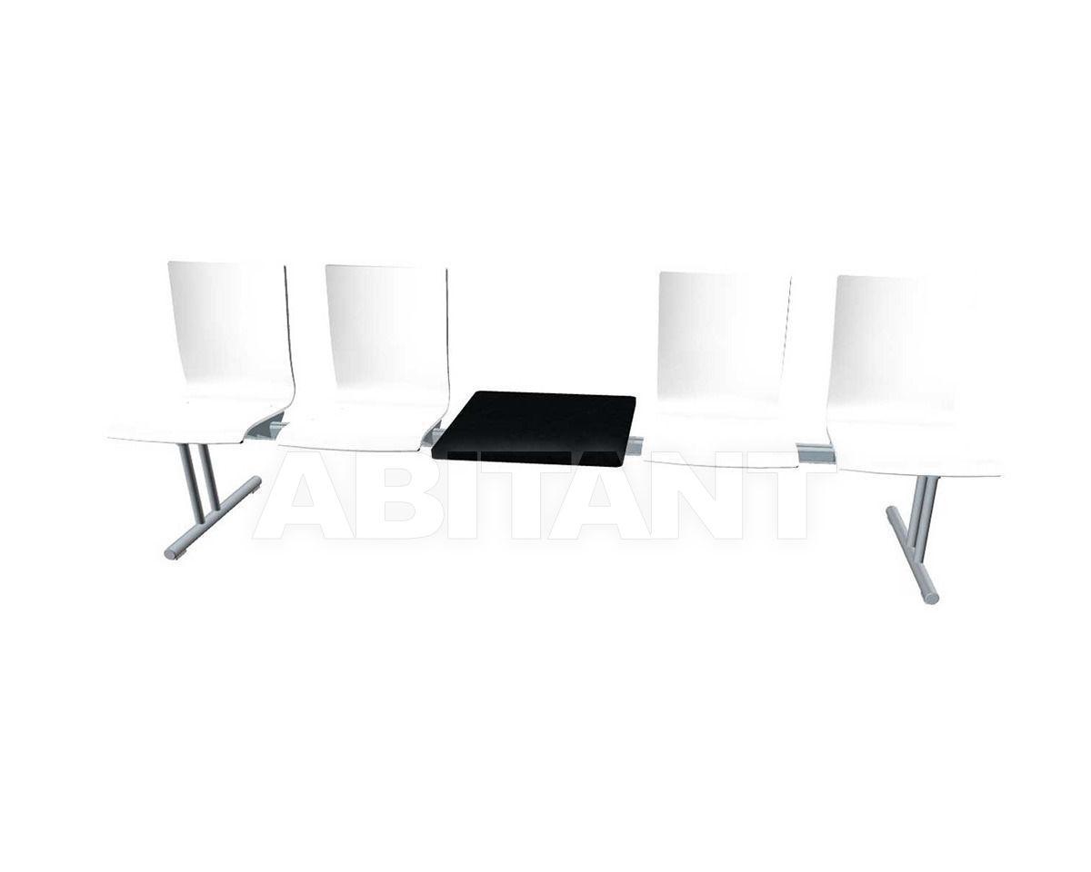 Купить Кресла для залов ожидания Hiller Möbel 2013 atlanta b00 73 40 00