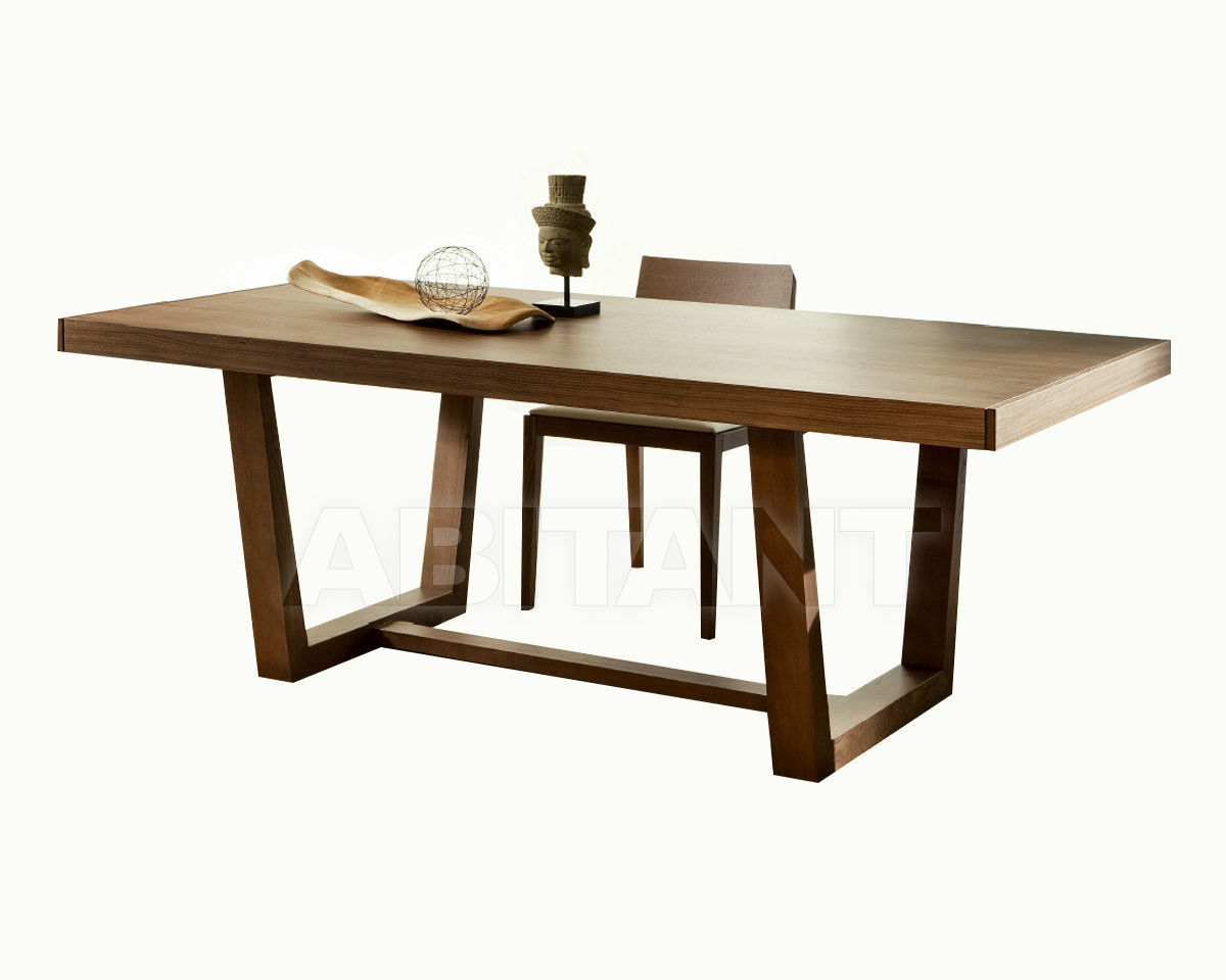 Купить Стол обеденный Delta Pacini & Cappellini Made In Italy 5414 delta