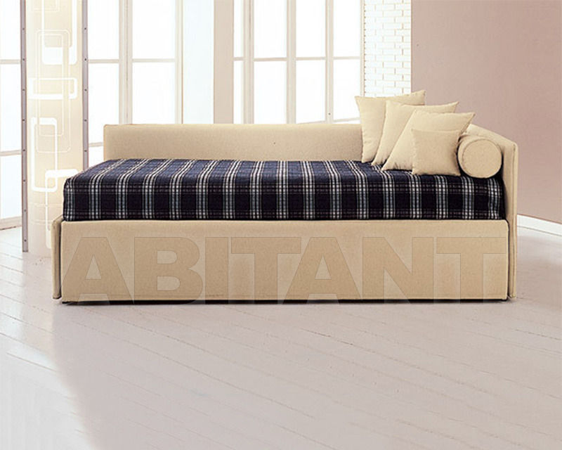 Купить Кровать детская Piermaria Sedie Poltrone Divani genio 6000 versione 6100 dx