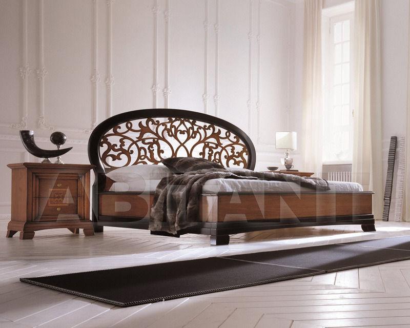 Кровать La Scala коричневая Dall\'Agnese Spa SC41160 , Москва