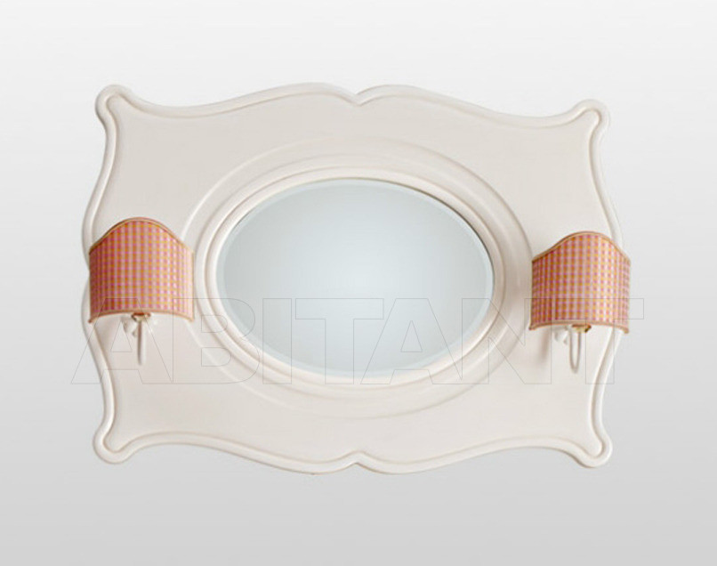 Купить Зеркало настенное DILETTA Volpi Sedie e Mobili imbottiti s.r.l. Classic Living 2495