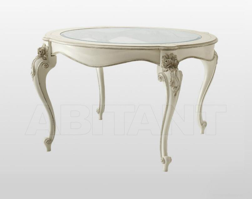 Купить Стол обеденный BOTERO/ROTONDO Volpi Sedie e Mobili imbottiti s.r.l. Classic Living 1300
