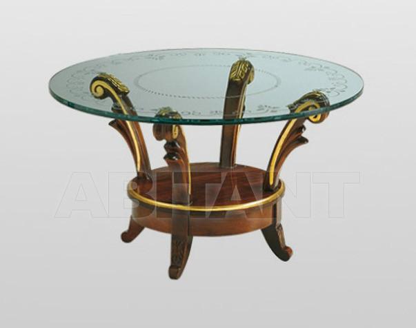 Купить Столик кофейный ICARO/CRISTALLO ORO Volpi Sedie e Mobili imbottiti s.r.l. Classic Living 2130
