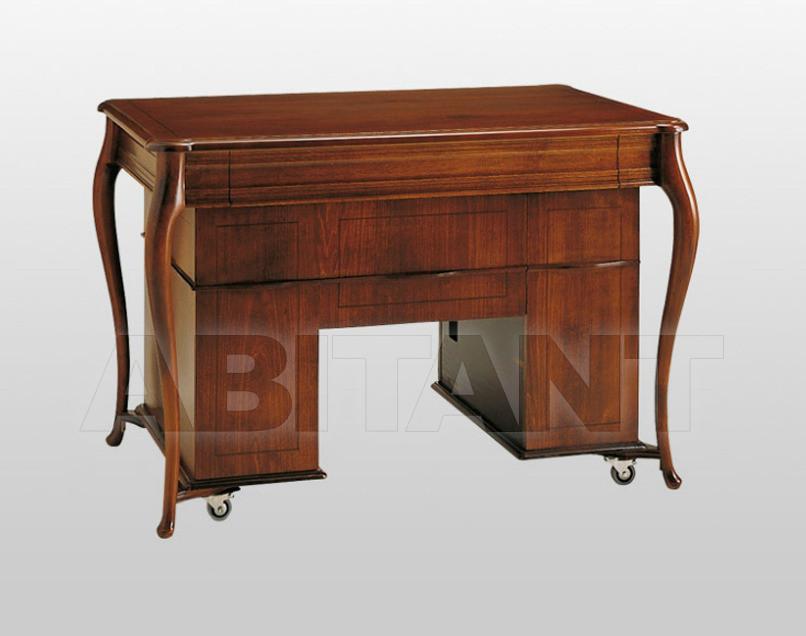Купить Стол компьютерный MELODY/Lusso Volpi Sedie e Mobili imbottiti s.r.l. Classic Living 1705