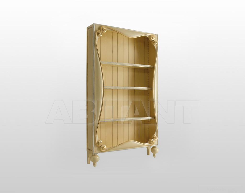 Купить Шкаф книжный BOTERO Volpi Sedie e Mobili imbottiti s.r.l. Classic Living 2896