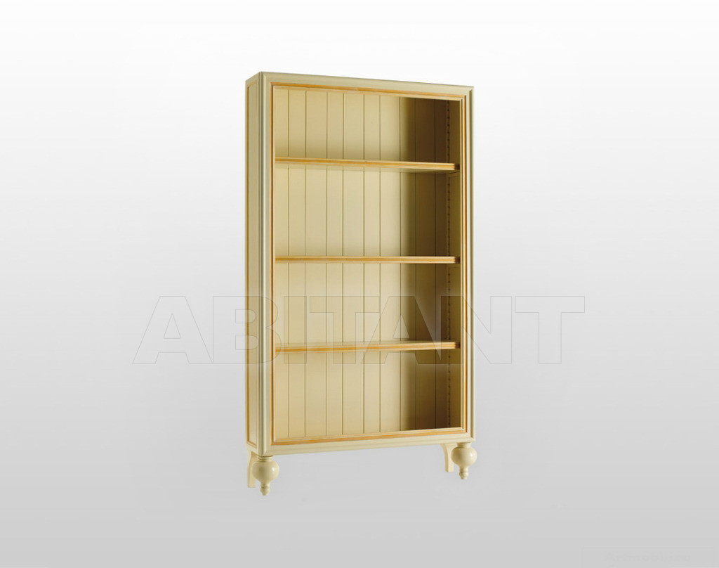 Купить Шкаф книжный GIULIETTA Volpi Sedie e Mobili imbottiti s.r.l. Classic Living 2888