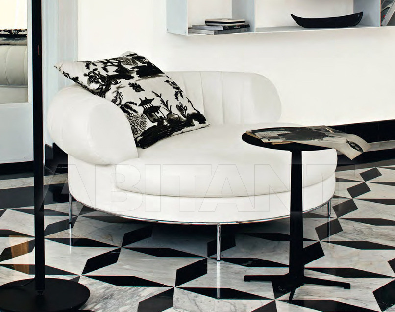 Купить Диван Busnelli Busnelli Collection DÉJA' VU Round long-chair Ø 150