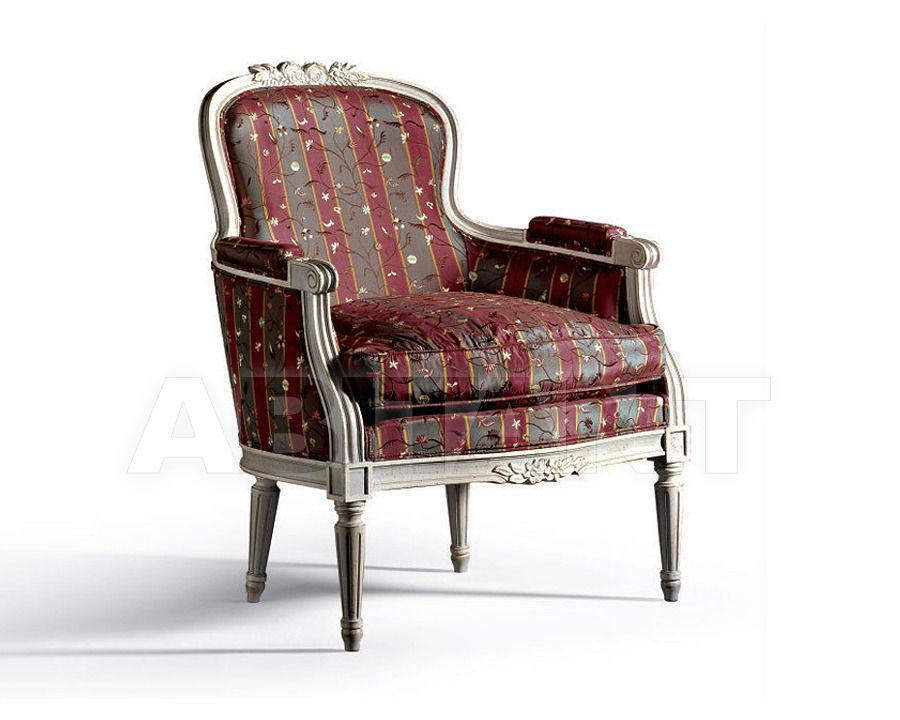 Купить Кресло Salda Arredamenti Sr Argento 8573