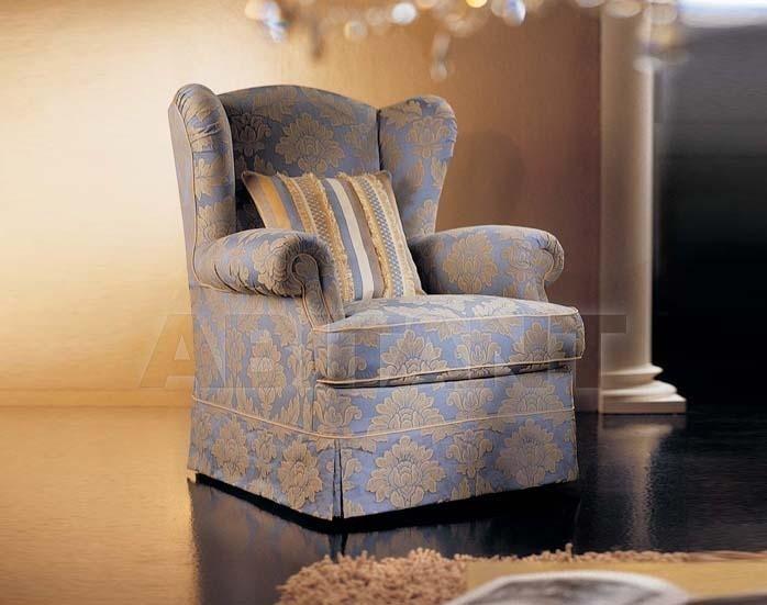 Купить Кресло Cava Traditional BERGY POLTRONA con volant senza ruote