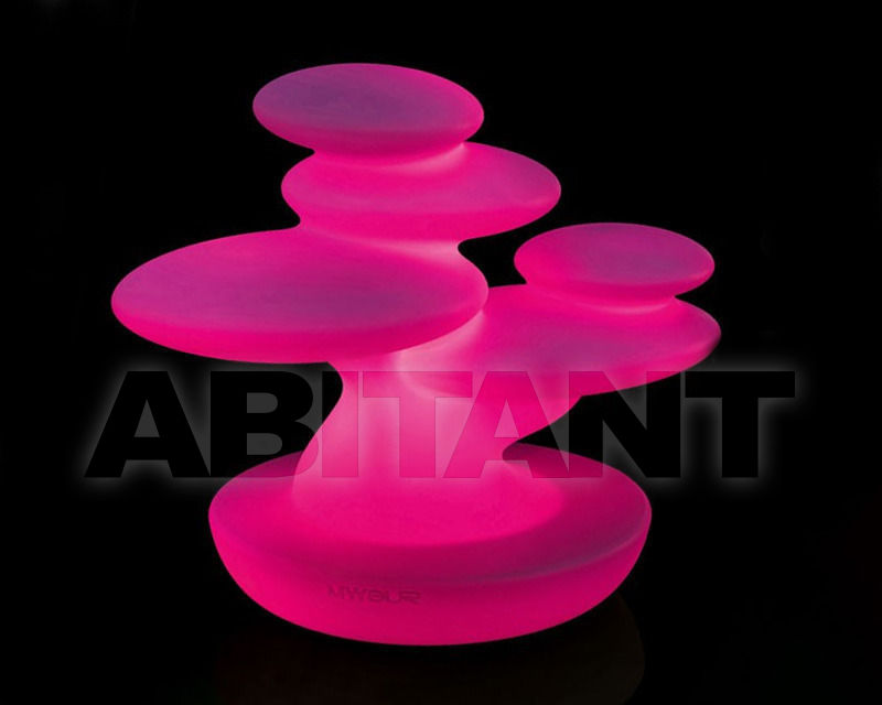 Купить Лампа настольная BONSAI W/LIGHT RGB BATTERY Myyour 2013 60512BON