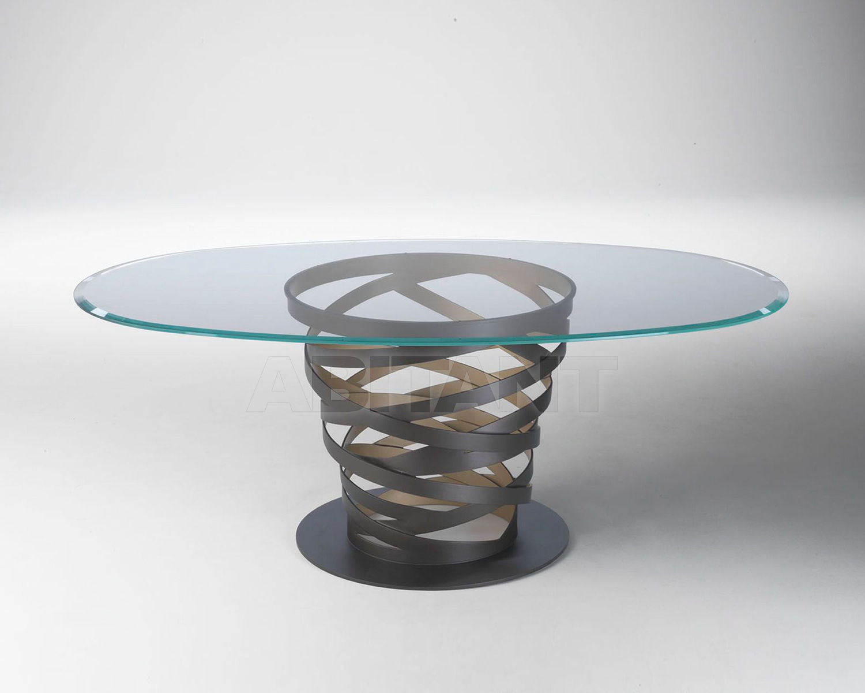 Купить Стол обеденный Paolo Castelli  Inspiration TWIST GOLD Table