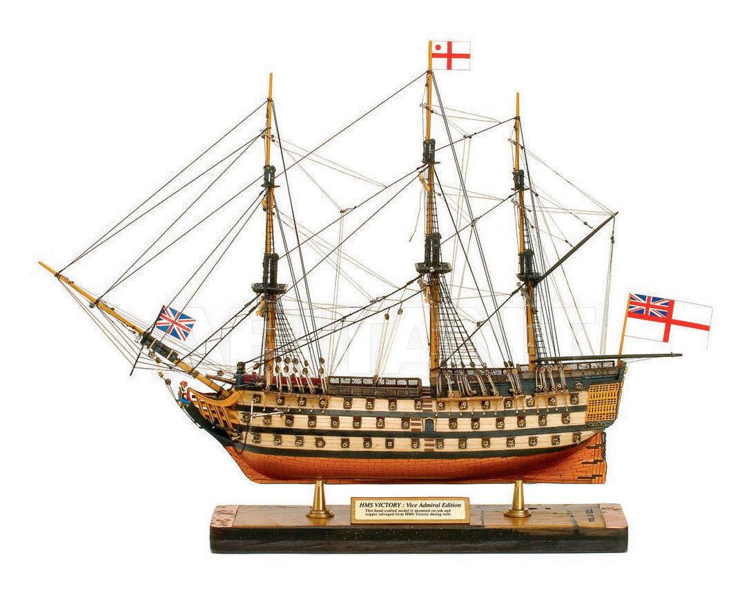 Купить Интерьерная миниатюра VICTORY Caroti Srl Vecchia Marina 7585
