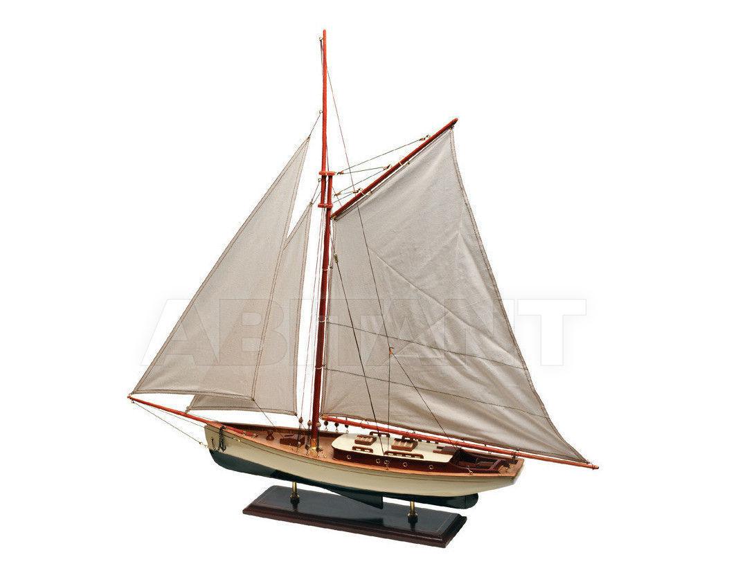 Купить Интерьерная миниатюра Broads yacht Caroti Srl Vecchia Marina 7491