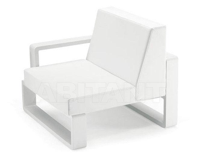 Купить Кресло для террасы DROIT Ego Paris Kama EM5CLB1_D